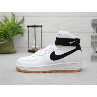 Bichou Original Nike Air Force 1 Men'S And Women'S Shoes High-Top Comfortable Sneakers 36-45