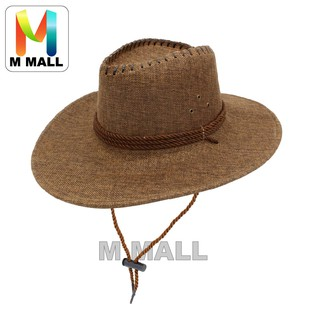 Cowboy Cotton Flax Summer Men Women Cowboy Hat Unisex Western Cowboy Hat