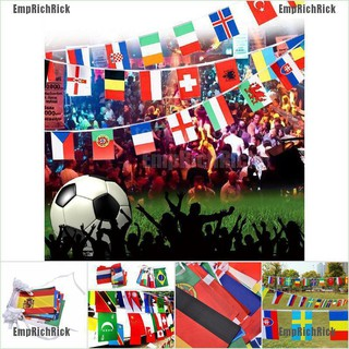 EmpRichRick 100X Countries String Flag 25M International World 82ft Bar Party Bunting HOT