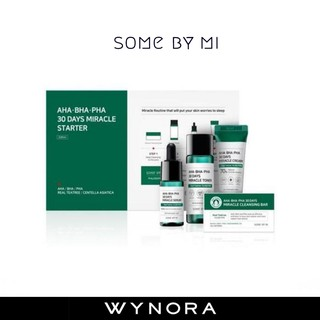 Some By Mi Miracle Starter Kit (Ready Stock!) Flash Sales Limited Unit