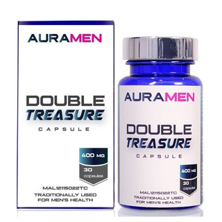 Aura men double treasure capsule