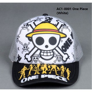 One Piece Cap Plain Baseball Visor Hat Peaked Hat Outdoor Peaked Luffy h&m