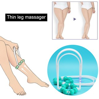 VV Leg Massager Roller Body Mini Wheel Relax Fat Control Cellulite Massage Health Care @MY