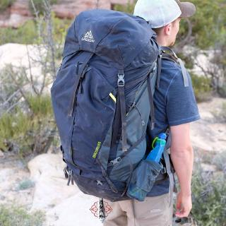 Gregory Gregory Male B65 B75 Backpack Large Capacity Heavy Outdoor Hiking Mountaineering Backpack