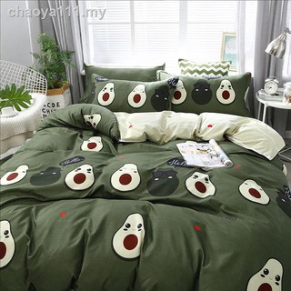 At a clearance ins web celebrity sheet bedding bag four students dormitory three-piece single and double