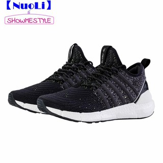 【NuoLi】SS Xiaomi FREETIE Sneaker Shock-absorbing Sole Knitting Vamp Men Shoes