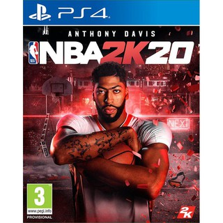 PS4 NBA 2K20 Standard Edition(R2/R3)(English/Chinese)(NEW)