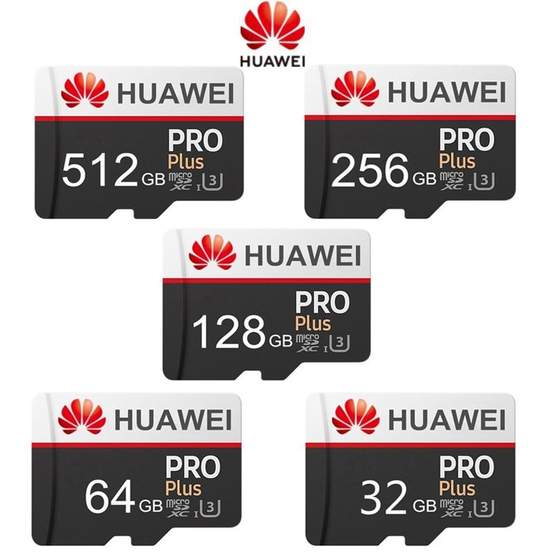 huawei 2019 real capacity micro Class10 sd Card 512GB 256GB 64GB 128GB class Micro TF memory card reader high quality