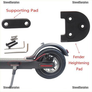 SSP  Foot support gasket rear fender gasket for Xiaomi M365/Pro electric scooter