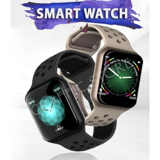 [Ready Stock] F8 Sport Smart Watch men waterproof Multi-sports modes Pedometer Heart Rate blood pressure monitor Fitness