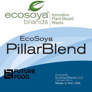 SOY WAX [ECOSOYA PILLAR BLEND] USA