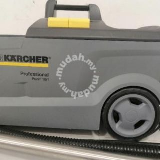 Karcher puzzi 10/1 extraction vacuum,for fabric cleaning and all wet cleaning proses.