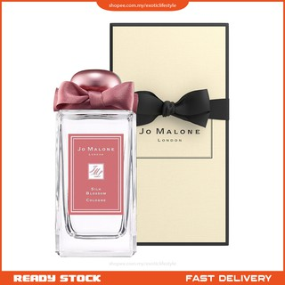 Jo Malone Silk Blossom Perfume By JO MALONE FOR MEN AND WOMEN 100ml