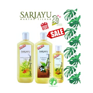 SPECIAL DEAL!!! Sariayu Set Habis Bersalin 3in1 Pack (Tapel, Pilis & Param) NO POUCH + FREE GIFT