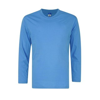 Men Fourquare 100% Cotton Long Sleeve Round Neck Special Colour Clearance