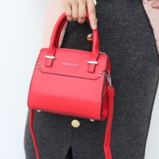 Hot Selling🔥Simple & Elegant style handbag Ch@rls&Kit  handle sling handbag