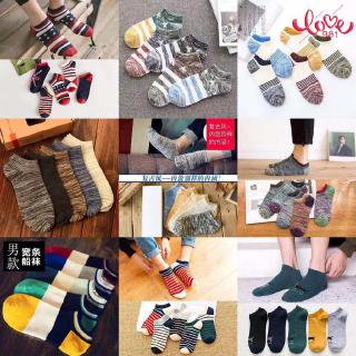 男女款棉袜短袜 四季船袜 低帮浅口 防臭棉袜 运动休闲袜Men's cotton socks socks four seasons boat socks shallow mouth deodorant sports casual socks