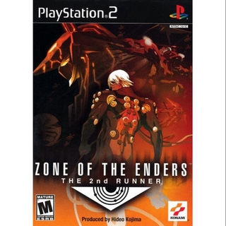 Zone of the Enders The 2nd Runner PS2