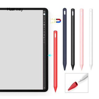 Hu Shockproof Silicone Case Anti-slip Cover Sleeve Apple Pencil 2nd Generation