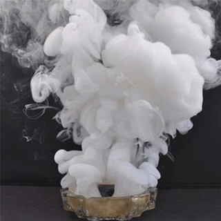 🔥Malaysia Ready Stock🔥 10Pcs Smoke Cake White Smoke Effect Show Round Bomb Photography Aid Toy Divine