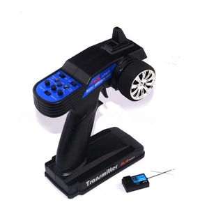 ZD Radio Multifunctional Remote Control Transmitter For RC Car