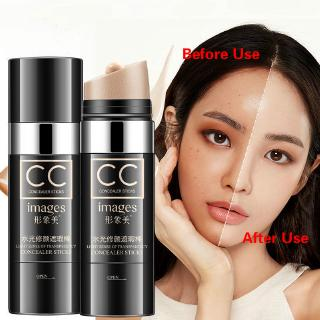 CHITURE Hot Sale Water Light Repair Face Cc Stick Bright Skin Color Concealer Isolation Air Cushion  Sweat-proof
