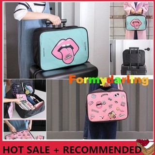 👜Ready Stock👜Portable Luggage Storage Bag Clothes Packing Bag