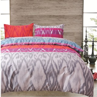 Aussino Contempo Lombok - Fitted Sheet Set/Quilt Cover Set