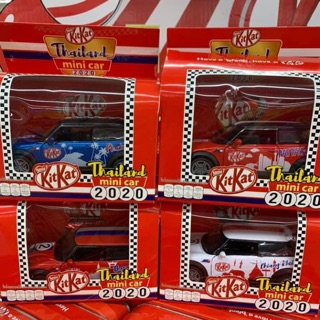 [ Imported in Thailand ] KitKat Car (Limited Edition) Thai Nestle