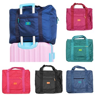 Travel Foldable Luggage Organizer Multipurpose Bag Travel Nylon Bag Carry Beg