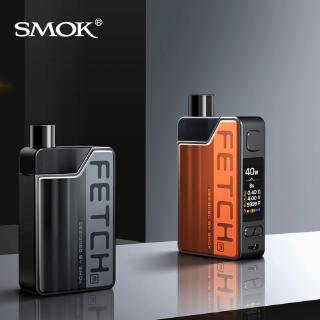Upgraded SMOK Fetch Mini Pod System Vape Kit 40W 1200mAh built in Battery Mod Pod ECig Pod Mod Kit