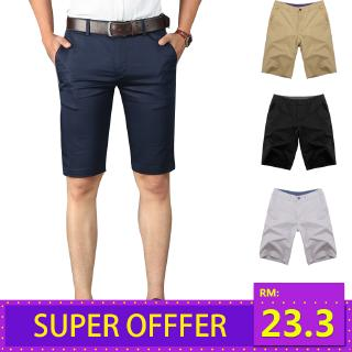 Large Size Cotton Shorts Men's Shorts Casual Sports Fashion Shorts Men's Jogging Shorts