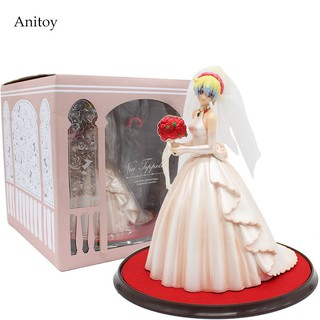 Maiking Break Through Gurren Lagann Nia Teppelin Wedding Dress Action Figure Toy