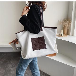 Fashion Tote Bags Female Handbag 2020 Large Capacity Lady Sling Bag Canvas Women's Bag Casual Shoulder Bag