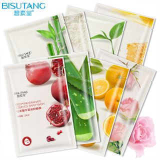 (Ready Stock)Bisutang Moisturizing Facial Mask.