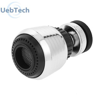 UEBTECH TenGle 360° Rotary Universal Water Saving Tap Faucet Bubble Aerator Nozzle Filter