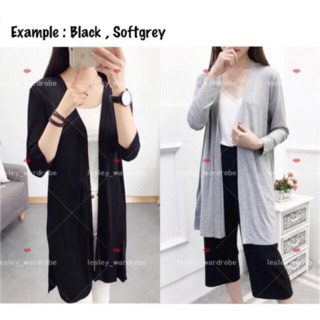 Long Cardigan Cotton Free Size Available Now