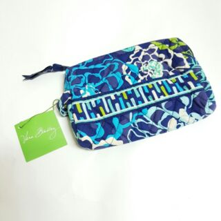 Vera Bradley Small Travel Pouch Bag Case Nwt