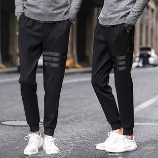 🌹Men's Fashion Long Casual Sports Pants Gym Fit Trousers Jogger Gym Sweatpants plus-size M-5XL