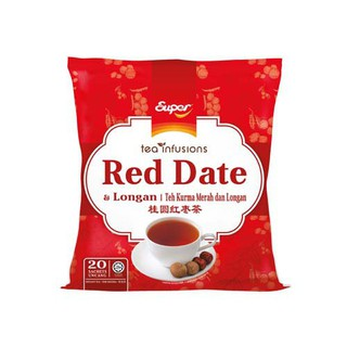 SUPER - Red Dates & Longan Tea(18g x 20 Stick Pouch)