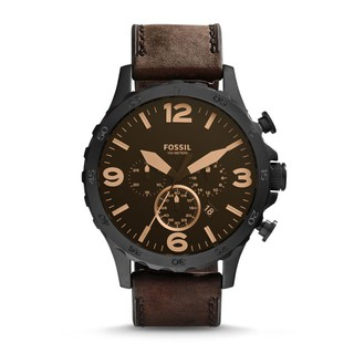 Fossil Nate Dark Watch JR1487