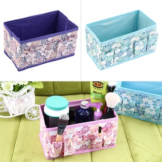 Folding Multifunction Storage Box Container Case Organizer