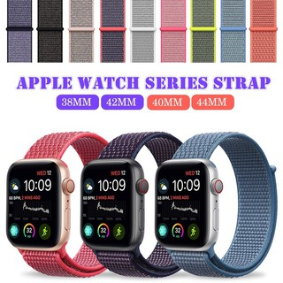 Sporty Apple Watch 5 4 3 2 1 Original strap design lightweight nylon