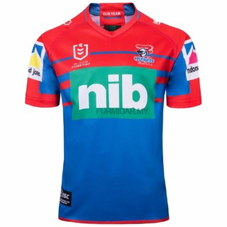 Newcastle Knights home Rugby Jersey shirt Top quality shirts 2019-2020