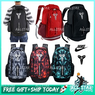 ALLSTAR NIKE Kobe Mamba Authentic Casual School Laptop Backpack Travel Bag Beg [ FREE SHIPPING ]