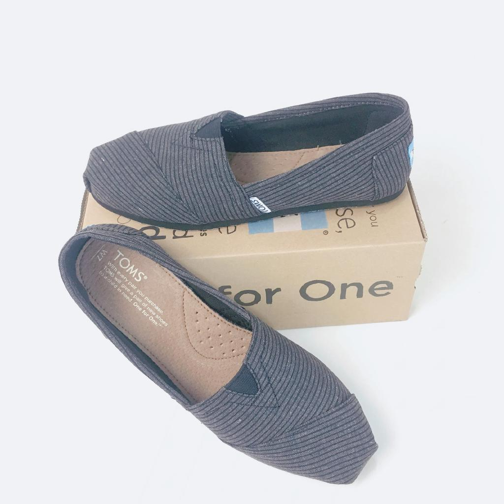 toms new round head students breathable lazy comfortable leisure flat travel