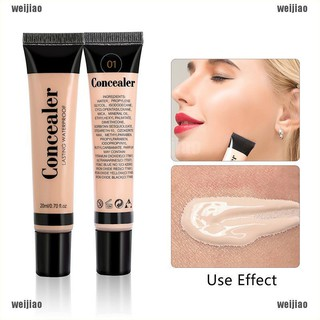 weijiao Big Cover Liquid Concealer Moisturizing Oil-control  Face Cream Concealer