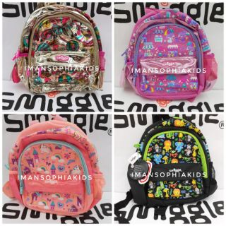 [READY STOCK] Smiggle Teeny Tiny SMALL Backpack