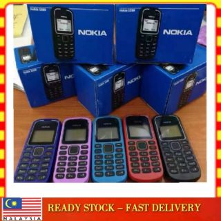 🇲🇾🇲🇾Ready stock Nokia 1280 Classic Phone with battery and charger