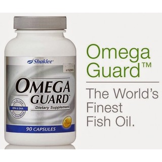 Shaklee omega guard 90softgels READY STOCK